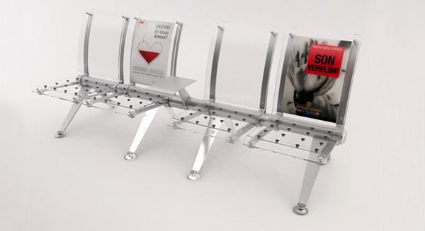 Beetling Bench #design #futuristic #gadget #concept #art