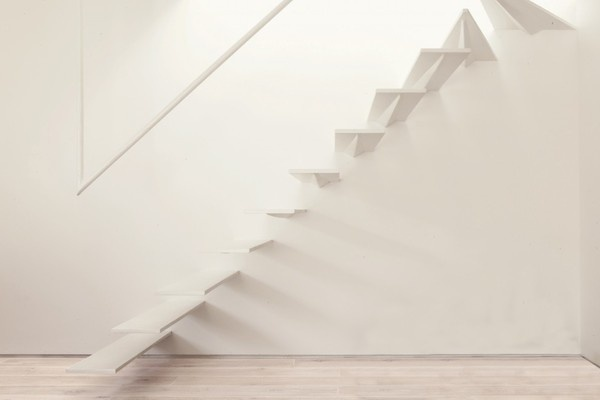 Herringbone House / Atelier Chanchan | Architecture #stairs #london #architecture