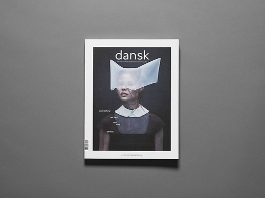 DesignUnit | Typojungle #cover #magazine