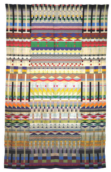 Gunta Stölzl Bauhaus Master #pattern
