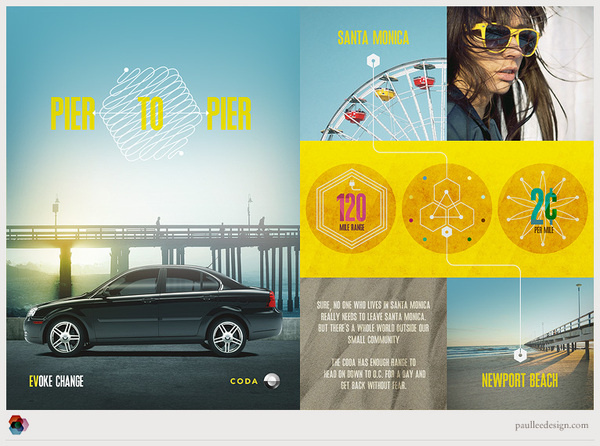 Paul Lee Design #infographic #car