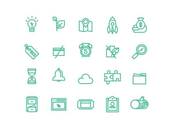 Line Icons #icon