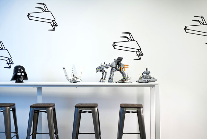 Star Wars Inspired Office Space - SiteGround