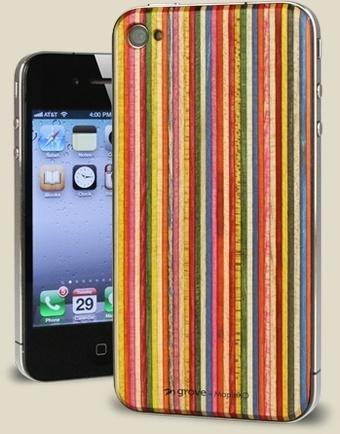 iPhone 4/4S SkateBack | Grove #cover #iphone #skate