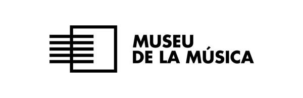 Museu de la música #visual #branding #museum #brand #identity #barcelona #music #logo
