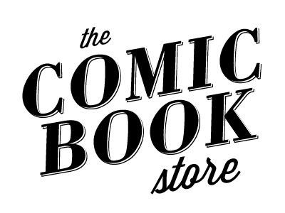 Dribbble - Comic Book Store Logo by James Viola #logo