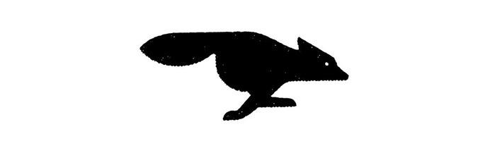 Animal Icons by Michael George Haddad #mark #fox #icon #logo #dog