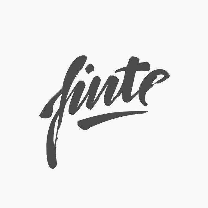 Finte Rock Band Script #Logo by Philipp Zurmöhle – www.philippzm.com