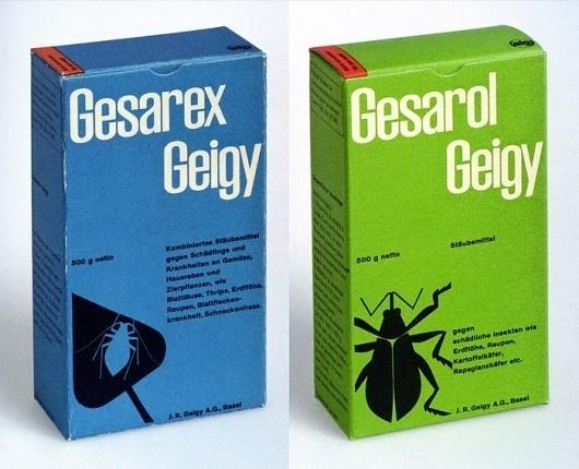 Vintage Packaging:Pesticides - TheDieline.com - Package Design Blog