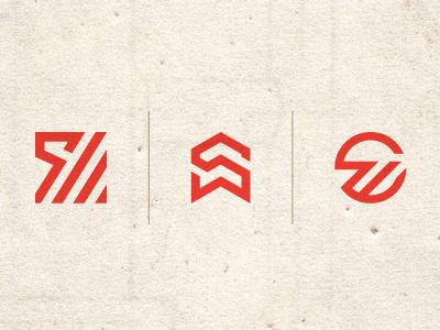 Swr_marks #mark #branding #graphic #identity #symbol #logo