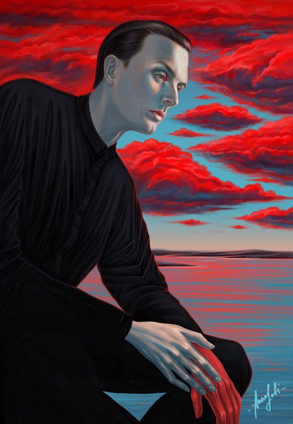 Digital Art by Anna Labi (3)