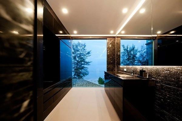 Bear House bathroom #bears #toys #house #modern #teddy #art #bear