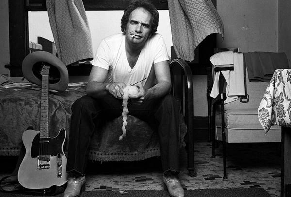 Norman Seeff - Merle Haggard - Photos - Social Photographer's Portfolios #inspiration #photography #portrait