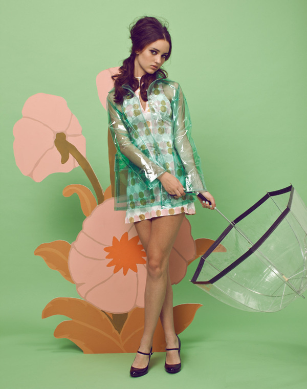Young Sinners Fall 2013 on Behance #60s #photo #70s #retro #color #style
