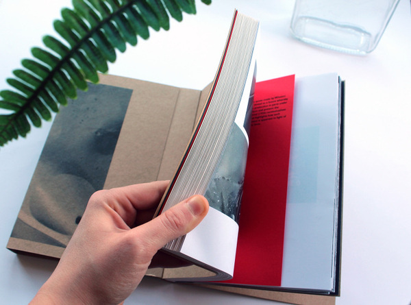 Research Books Alice Critchley #pages #red #card #bound #design #graphic #book #research #presentation #alice #critchley #layout