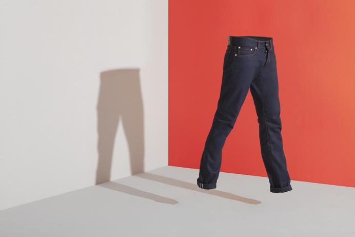 chino denim jeans beige blue color colorful photoshoot photography art design akatre french inspiration designblog mindsparklemag www.mindsp