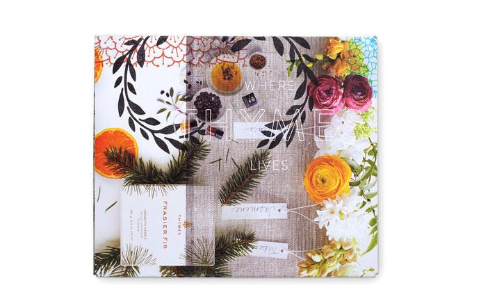 3.dieline_thymes_kitbox.jpg #packaging #design #collage