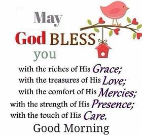 Morning Prayers ~ - Good Morning