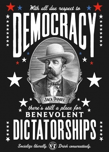 jddemocracy.jpg 1014×1400 pixels #type #poster