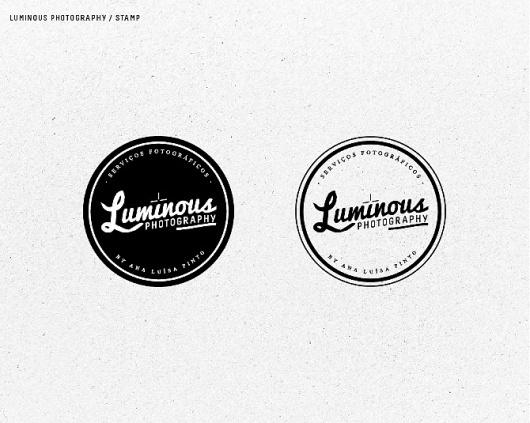 Luminous Photography Logo - WRMSNFCTD | Creative Contagion