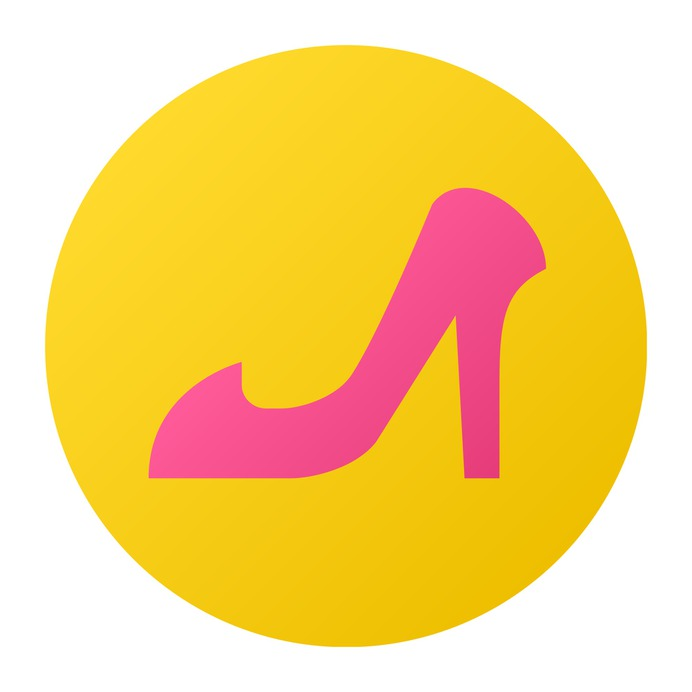 See more icon inspiration related to shoe, high heels, heels, footwear, female, shoes, fashion and women on Flaticon.