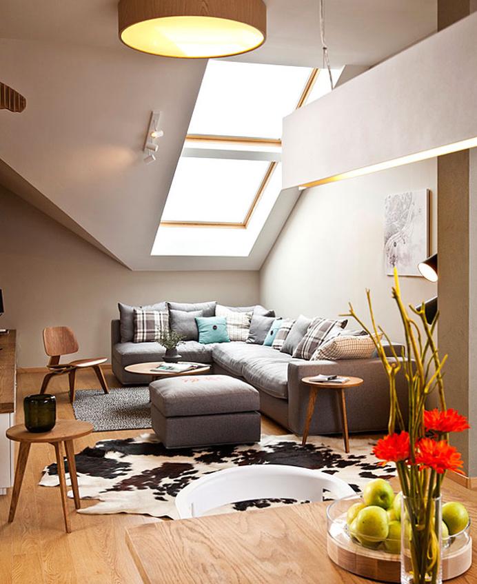 Vacation Home Combines Warmth of Wood with a Bright Open Interior - #decor, #interior, #homedecor, home decor, interior design