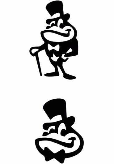 charles s. anderson design co. | Warner Bros. Trademark #mascot #logo #symbol
