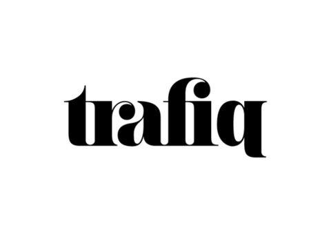 FFFFOUND! | Typeverything.com - TRAFIQ by Miklós Kiss. ... - Typeverything #type