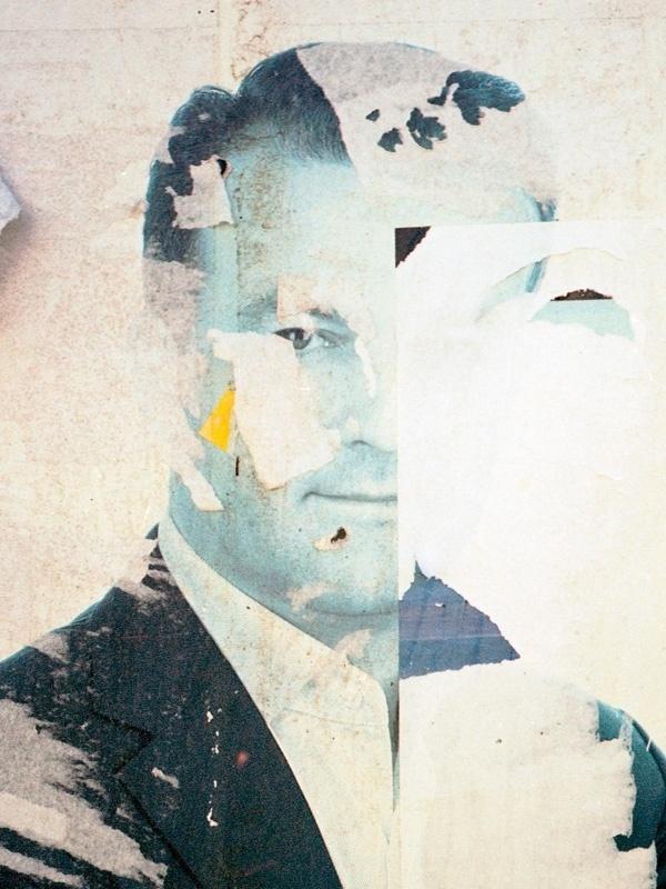 Lyla & Blu (Fading Politics: LUIS DIAZ DIAZ) #design #graphic