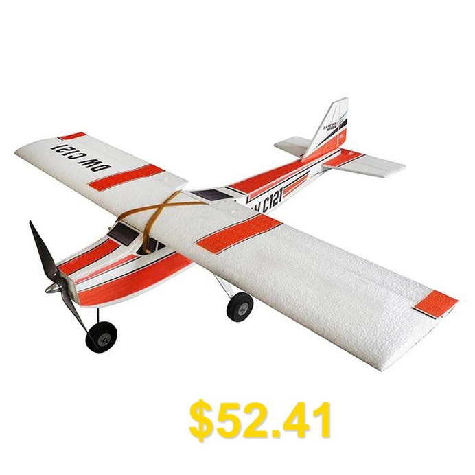 EPP #960mm #Wingspan #Training #RC #Airplane #for #Beginners #- #WHITE