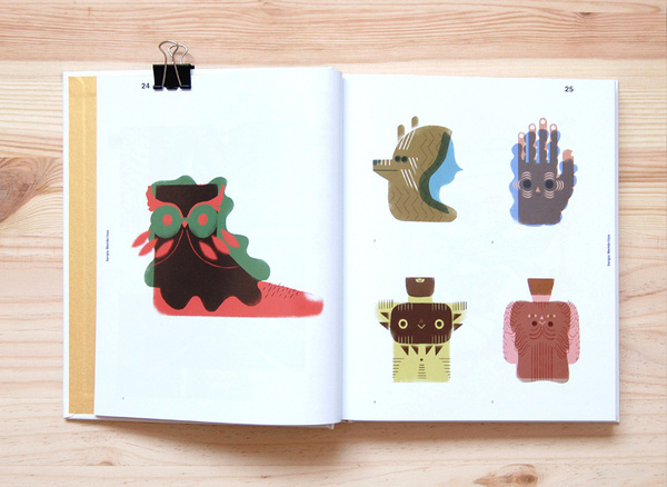 http://www.sergiomembrillas.com/files/gimgs/1_pictoplasma i.jpg #pictoplasma #membrilas #print #book #illustration #creature