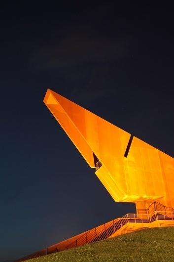 All sizes   Turm Luxemburg   Flickr - Photo Sharing! #corten #turm #architecture #luxemburg