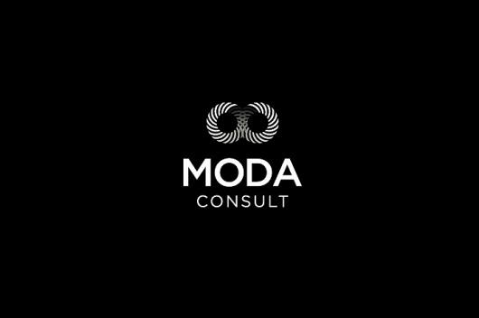 MODA CONSULT « IYA STUDIO LONDON   DESIGN   ART DIRECTION #logo #branding