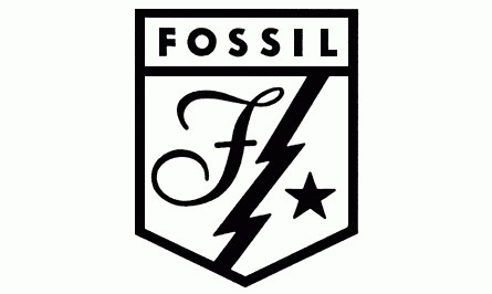 charles s. anderson design co. | Fossil Watch Logo Design