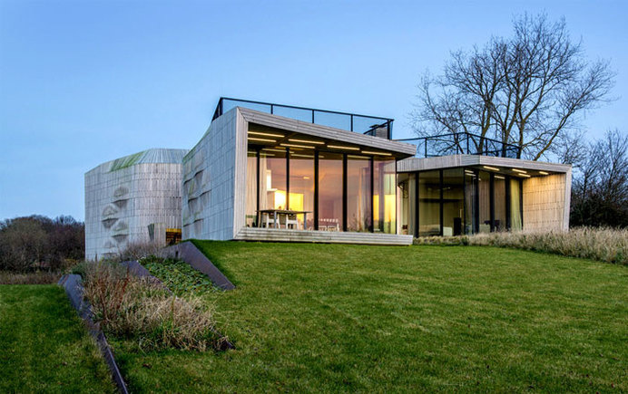 Sustainable Home Designed by UNStudio sustainable solution home 2 #house #design #dream #home #architecture