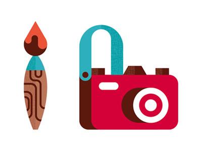 Target #austin #illustration #icons