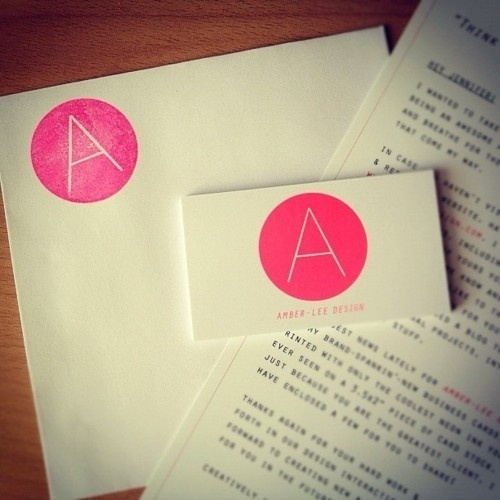 Welcome to Amberica #stamp #you #mailout #client #envelope #thank #logo #mail #love #package #neon