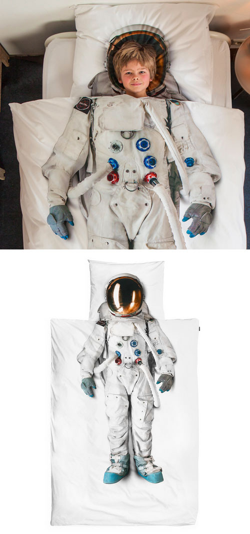 astronaut duvet set. super cool. #kids