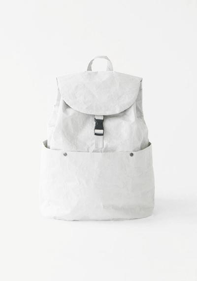 buntfahrer.tumblr.com #backpack #white