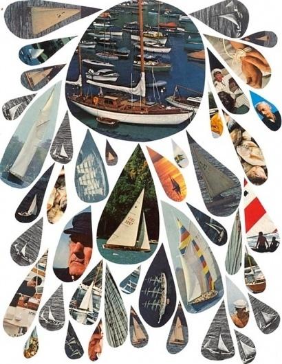 bumbumbum - art, design and advertising blog #collage