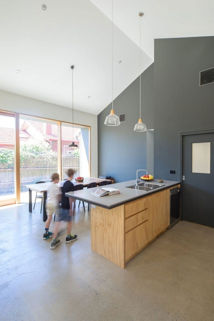 A Small 1930u0027s Brick Bungalow Transformed Into A Cozy Family Environment 5