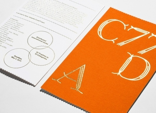 Studio Lin — High-res Special | September Industry #competition #invitation #luxurious #prochure #cloth #poster #typography