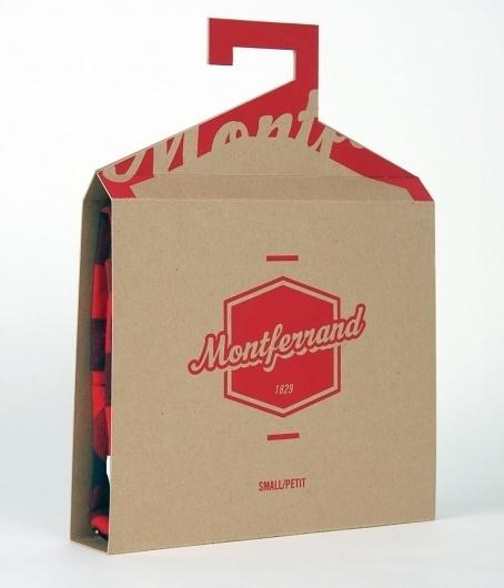 packaging | UQAM | Sylvain Allard #packaging #shirt