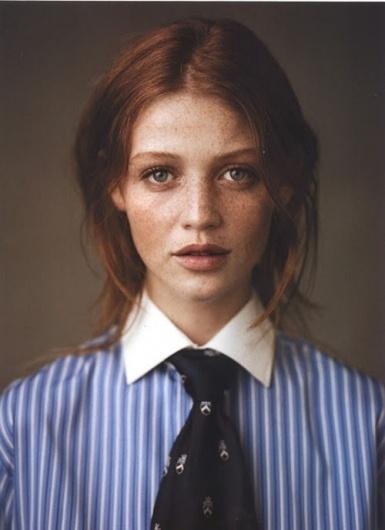 EIKNARF #photo #ginger #girl