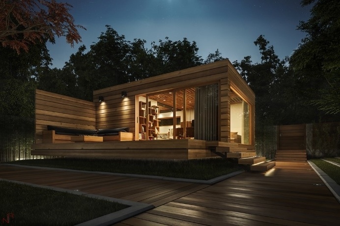 summer house #architecture