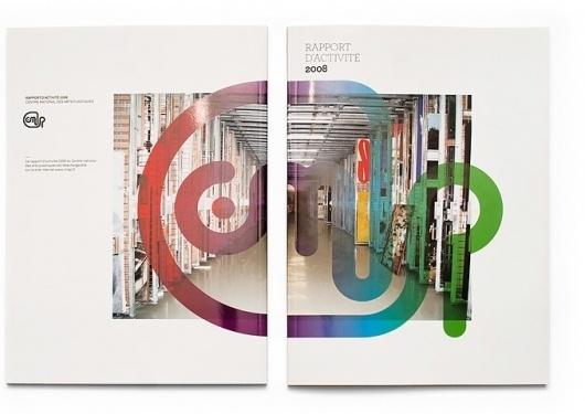 Superscript² / Rapport d'activité du CNAP #color #publication #report