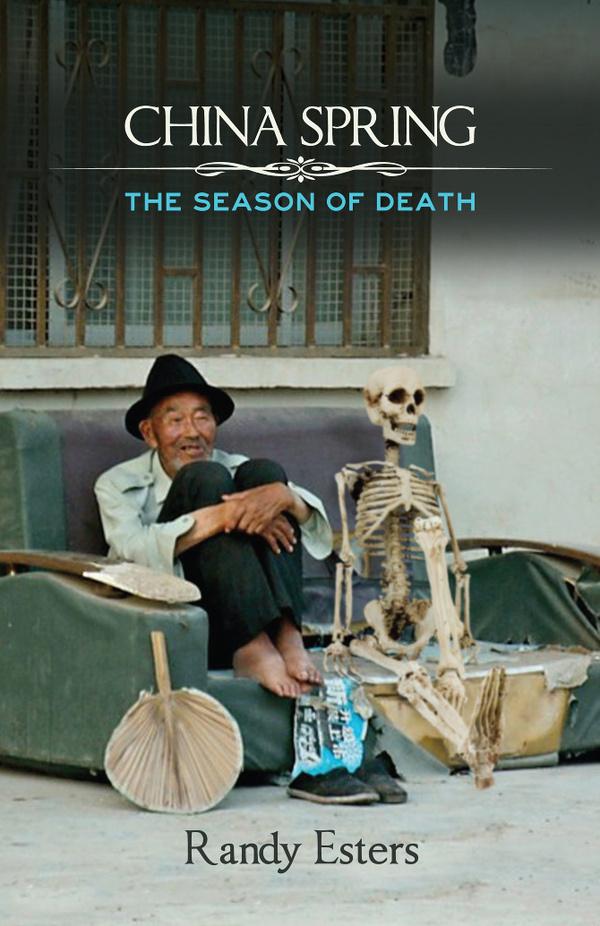 china spring #skeleton #design #china #book