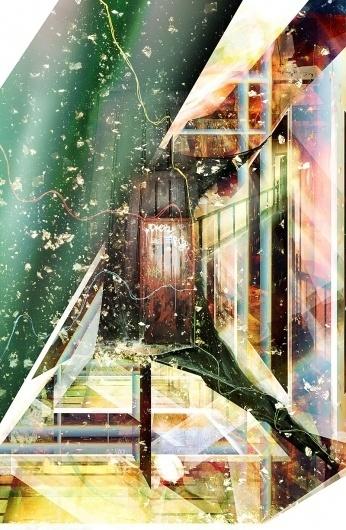 KARBORN » Dream Mirror Portal #design #karborn #digital #illustration #art #collage #england