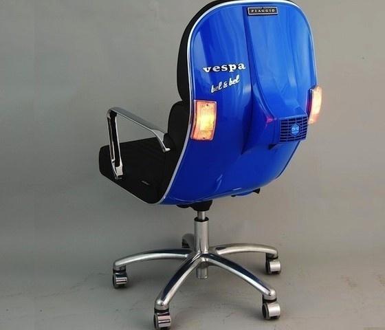 Vespa BV-12 Chair – $2866 #chair #vespa