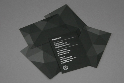 Tumblr #white #business #card #structure #black